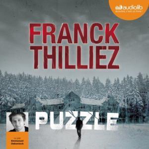Puzzle - Franck Thilliez - Audiobook (HQ mp3) - Franck Thilliez