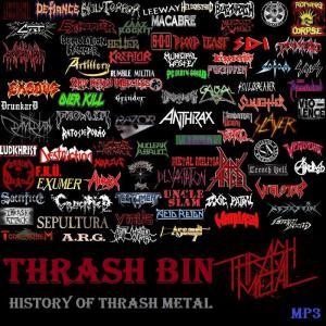 VA - Thrash Bin (History of Thrash Metal) (2013) mp3