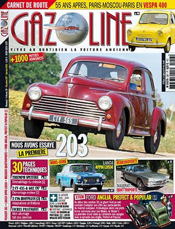 Gazoline n207 janvier 2014 [FR] [Multi]