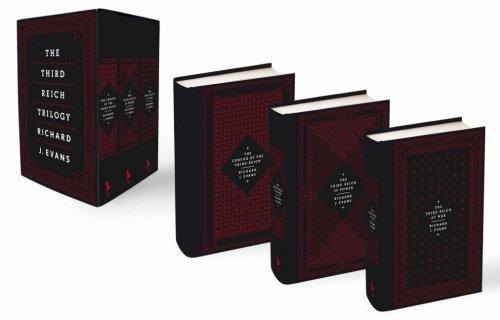 The Third Reich Trilogy  -  Richard J. Evans