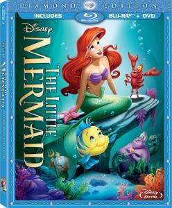 Где скачать — The Little Mermaid 1989 720p HDTV x264 anoXmous