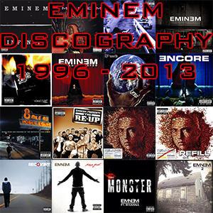 Eminem - Discography (1996 - 2013) M4A/MP4/320 KBPS [TFH