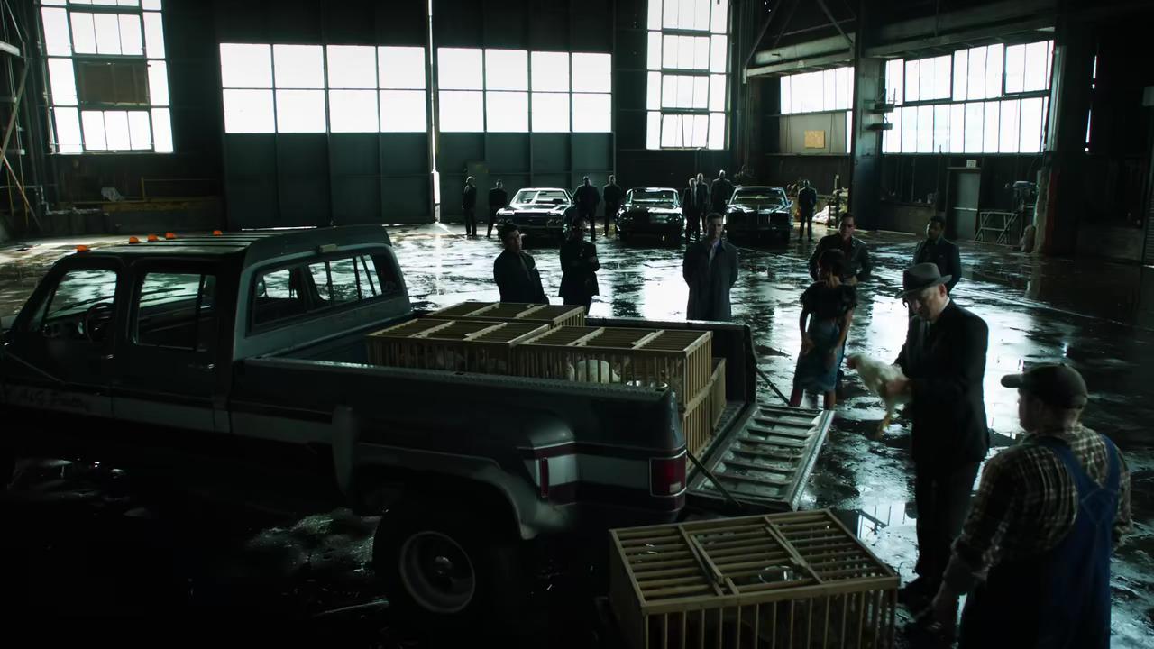 Download Gotham S01E01-07 | WEB-DL 720p + 1080p | 180MB + 575MB