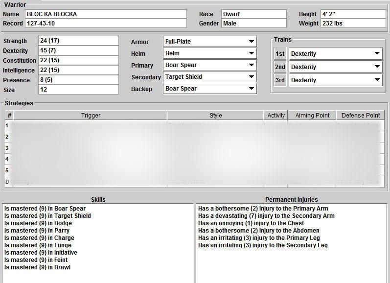 BLOC KA BLOCKA (127-43-10) vs TEMUJIN BORJIGIN (162-88-9) Monster Fight 972ca7153819a51e257dd69f8001c451e215bafd