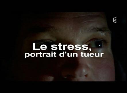 Le stress portrait d'un tueur