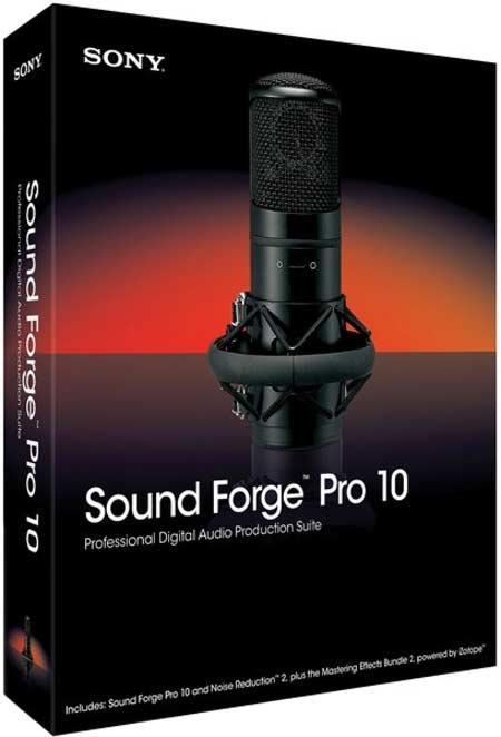 Sony Sound Forge Pro v10.0c (Build 491), Edición Profesional de Sonido Aaablaadp