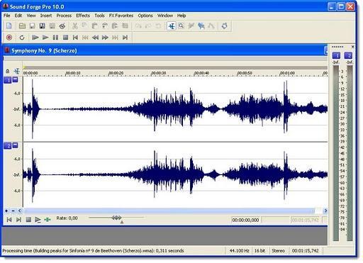 Sony Sound Forge Pro v10.0c (Build 491), Edición Profesional de Sonido Aaaboaadp