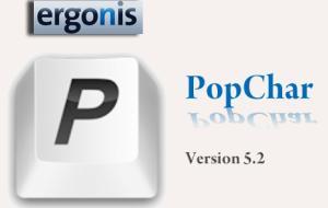 PopChar 5.2 (51-1501) Portable
