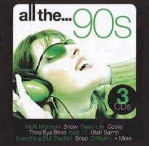 VA - All The 90s [3CD] (2012) MP3