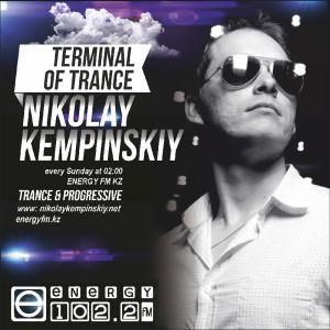 Nikolay Kempinskiy - Terminal of Trance 089 (2012) MP3