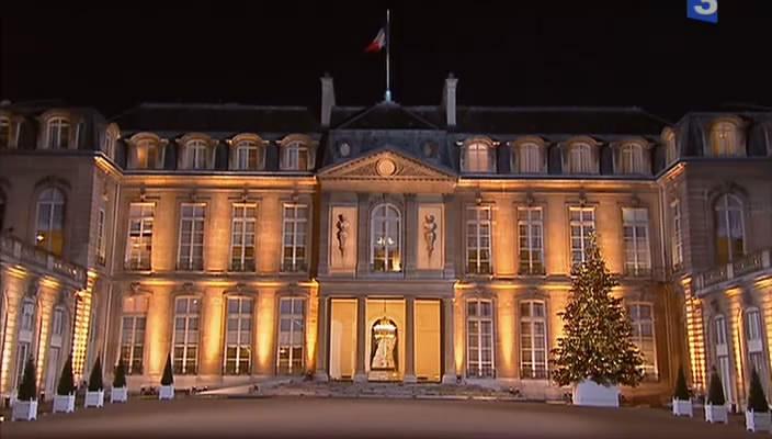 Voeux du Président de la République Nicolas Sarkozy x264 preview 0