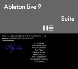 Ableton Live 9 Suite 9.0.2 (Win 64 bit-io) [ChingLiu] crack