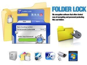 ������ ���� ������ �������� ������� �������  Folder Lock 7.1.5 Final Incl Key