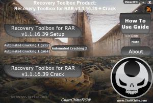 Rar recovery toolbox - скачать бесплатно последнюю версию, без смс. . Кряк