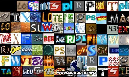 Los 80 mejores tutoriales de efectos en texto con photoshop - www.Mundote.info