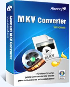 Скачать программу Aiseesoft MKV Converter 6.2.52.