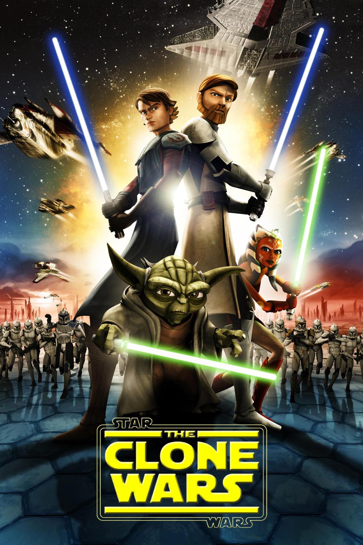 Звёздные войны войны клонов аниме