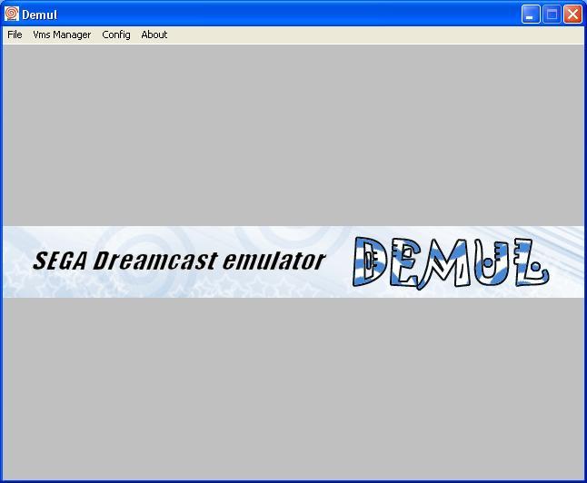 Emulador Demul 0.5.6 + Bios [MU]