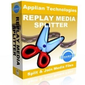 Applian Technologies Replay Media Splitter v2 2 1207 12 CRD