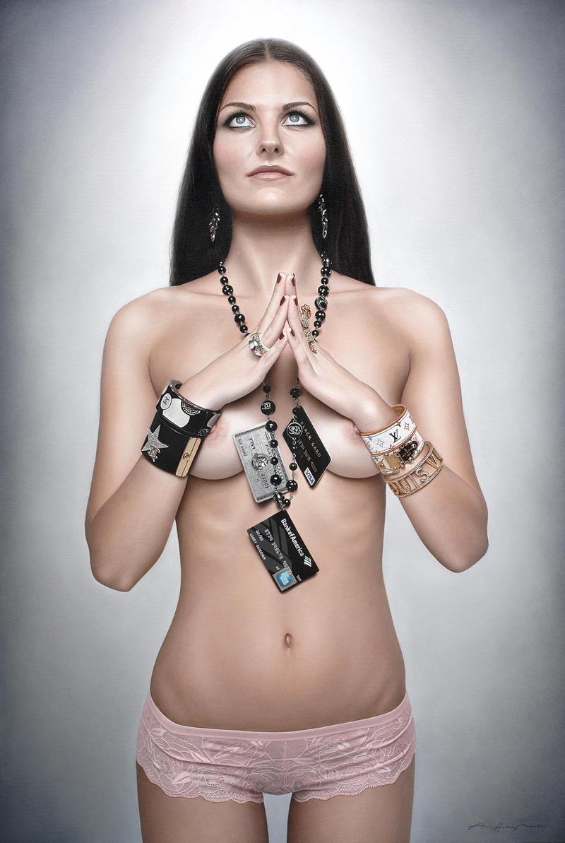 Her New Religion