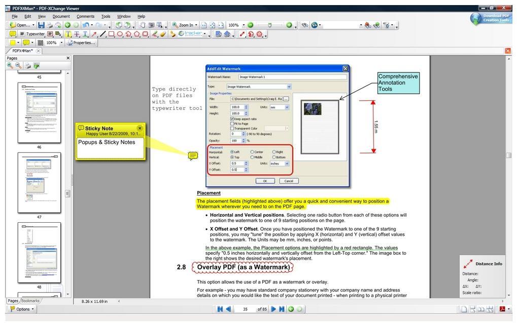 PDF-XChange Viewer Pro 2 053 Portable preview 0