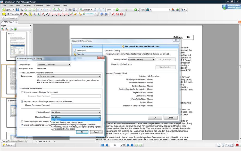 PDF-XChange Viewer Pro 2 053 Portable preview 2