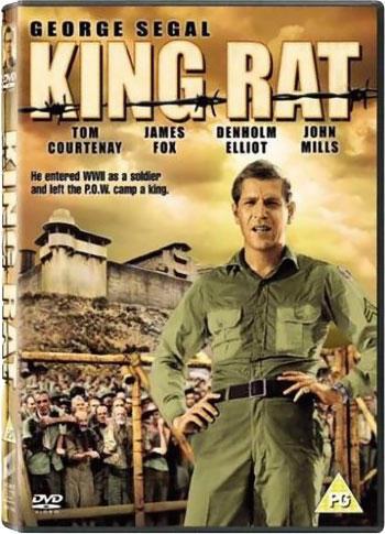 King Rat 1965 book film OST Honeyko x264 aac  DVDrip proper 24fps