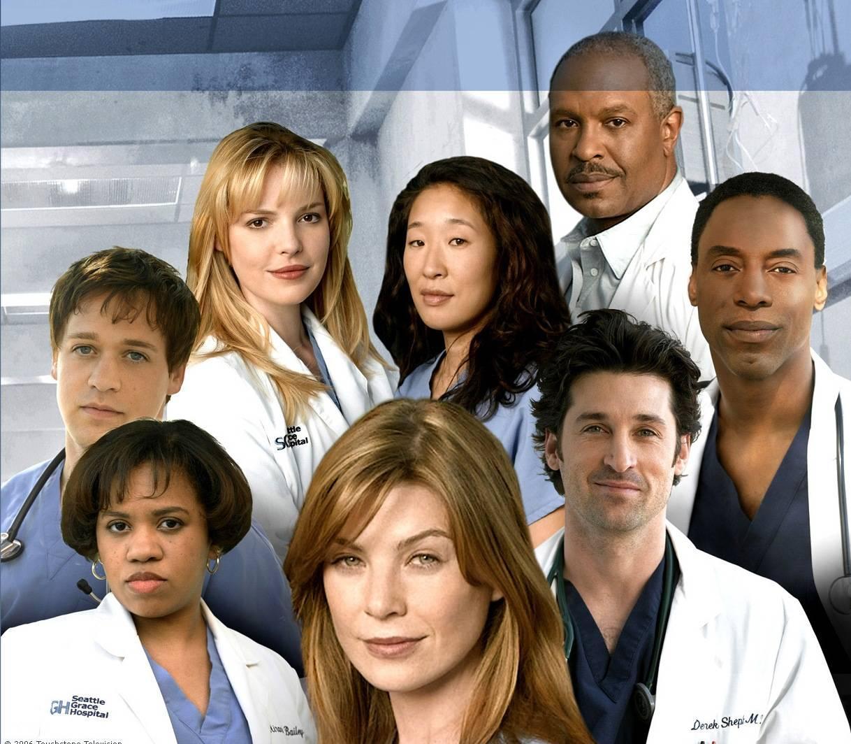 Greys Anatomy 1 Tojo