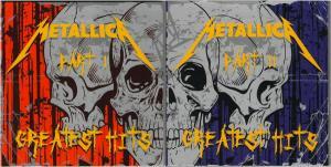 metallica greatest hits 4cd 2011