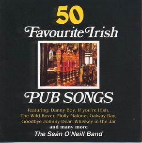 50 Favourite Irish Pub Songs - Sean O\'Neill Band - 128 kbps