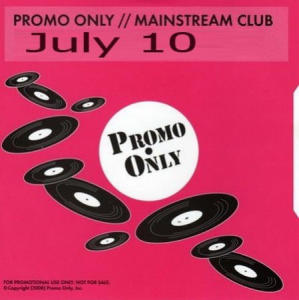 Promo Only Modern Rock Radio July-2010. picture